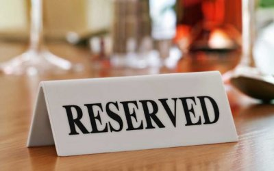 Need A Reservartion For An Event Or Party?