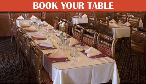 Book your table at Taj of Marin
