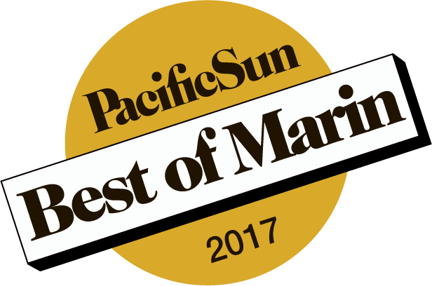 Pacific Sun Best of Marin 2017