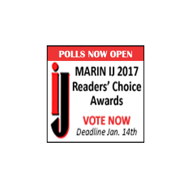 Vote Now! Marin IJ 2017 Reader's Choice Awards