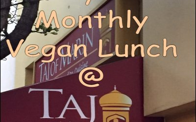 July 23 Monthly Vegan Lunch