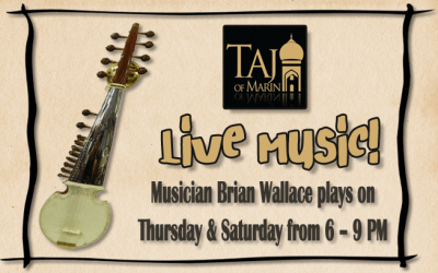 Live Music With Brian Wallace