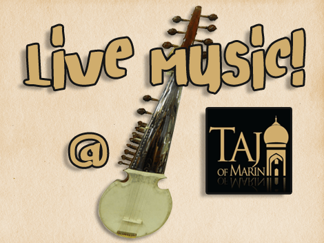 Indian Cuisine with Live Music