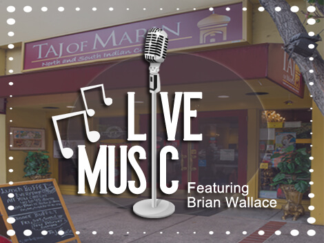 Live Music at Taj of Marin