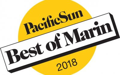 Pacific Sun Best of Marin 2018 Readers' Poll
