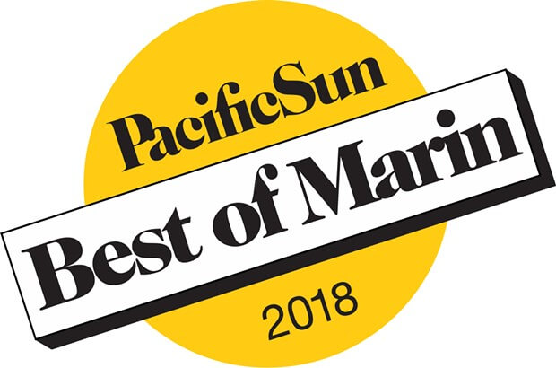 Pacific Sun Best of Marin 2018