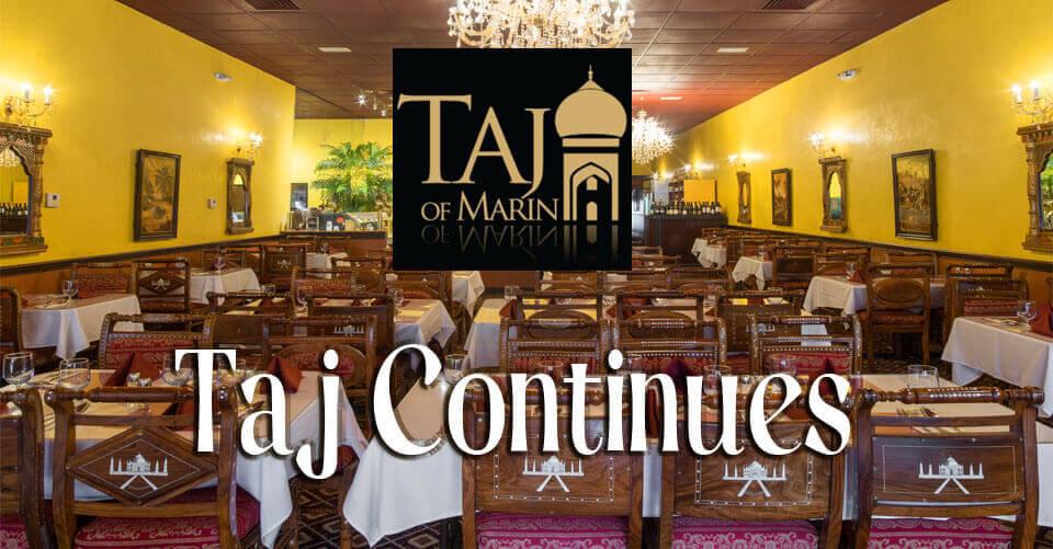 Taj Continues