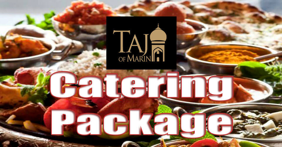 Catering Service at Taj Of Marin
