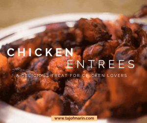 Chicken Entrees for Chicken Lovers