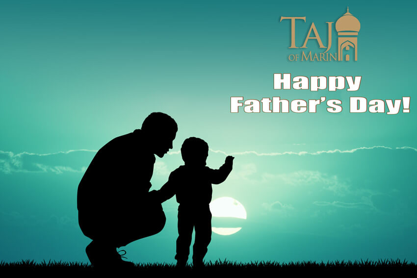 Father's Day at Taj of Marin