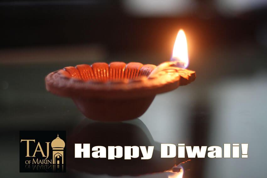 Taj of Marin Happy Diwali
