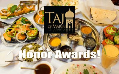 Honor Awards from Marin IJ Readers' Choice Awards!