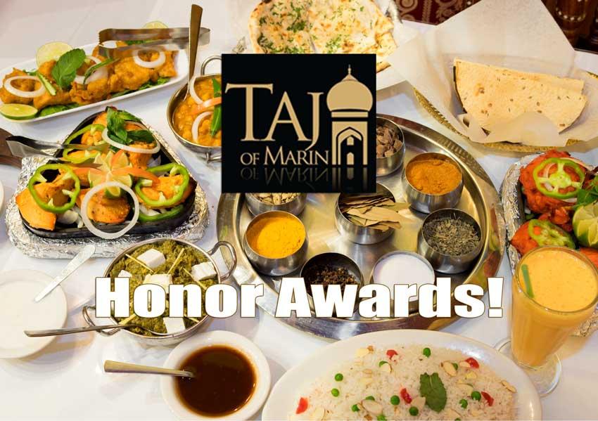 Honor Awards from Marin IJ Readers' Choice Awards!