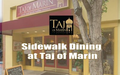 Sidewalk Dining Available