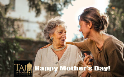 Mother's Day at Taj of Marin