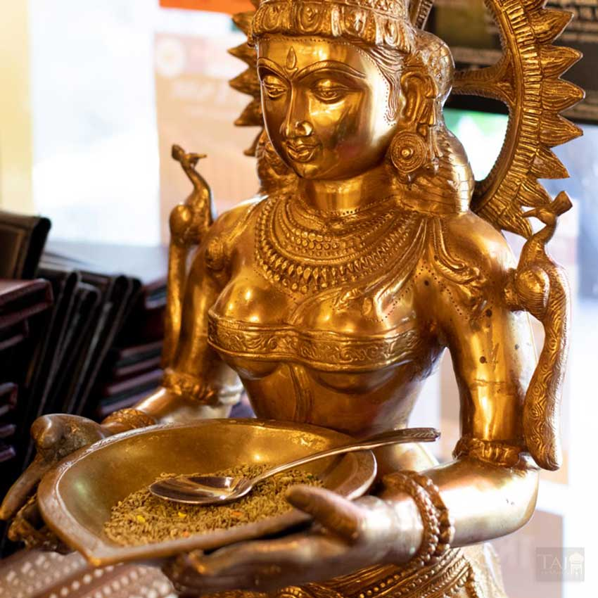 Taj of Marin - Happy Mother's Day - Indian Display